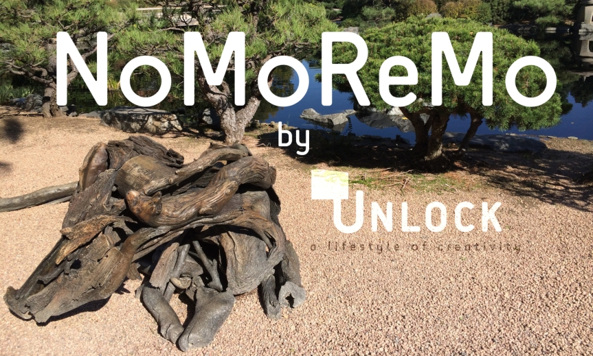 NoMoReMo – the recovery program your write-brain has been waitingfor!