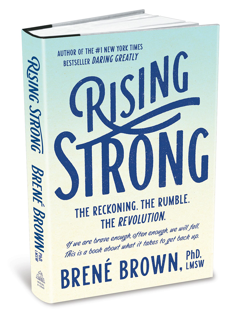 Book Review: Rising Strong